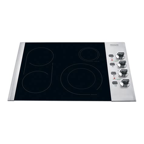 30 Induction Cooktop Frigidaire 30 Quot Induction Radiant Hybrid Cooktop