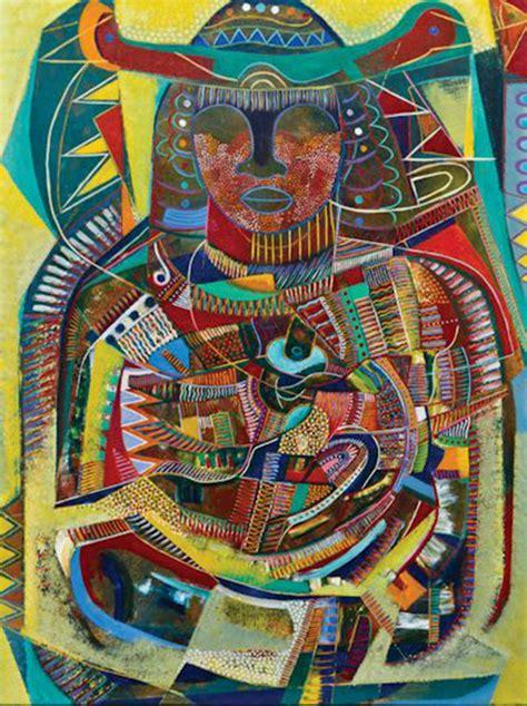 biography artist leroy clarke 52 panamamama arc magazine contemporary caribbean