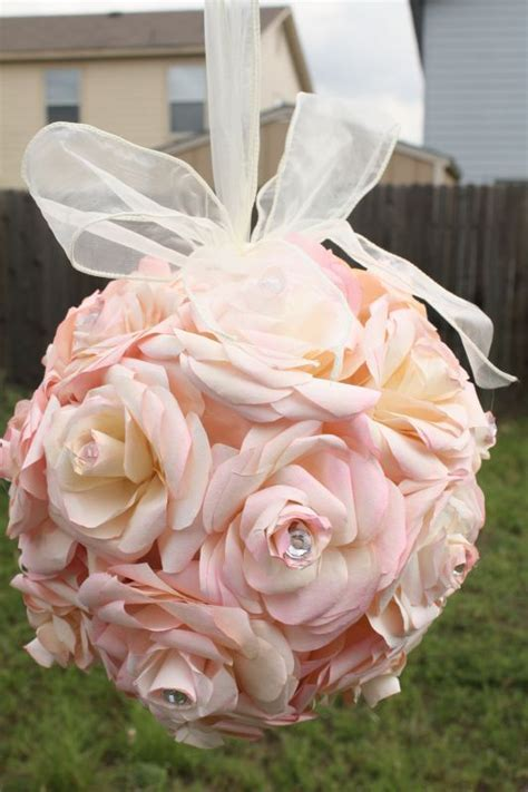 How To Make Paper Flower Balls For Wedding - 25 best ideas about paper flower on