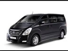 Hi Hyundai Hyundai H1 2013 Review