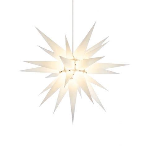 weihnachtsstern mit beleuchtung herrnhuter weihnachtsstern i7 wei 223 mit beleuchtung