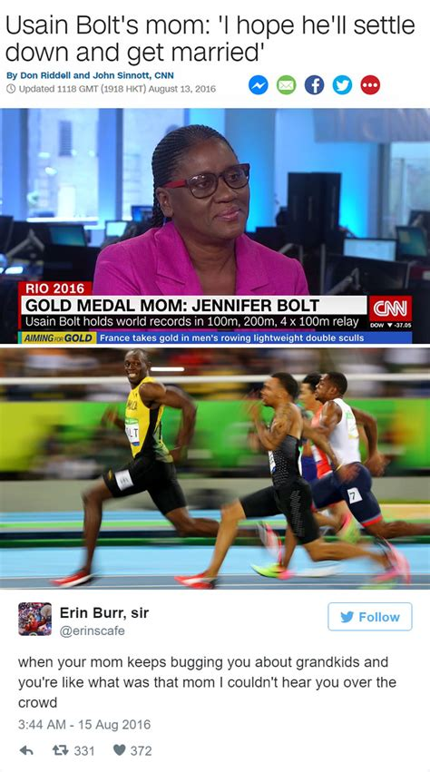 Usain Bolt Memes - the best of usain bolt memes of his 100 meters victory in rio 2016
