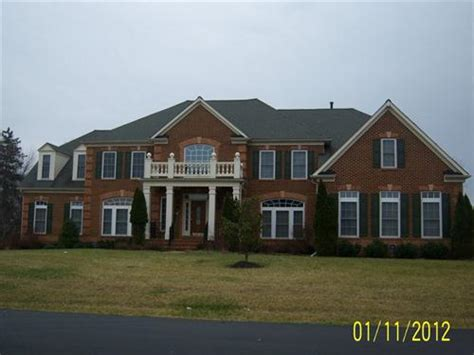 13803 whistle way bowie md 20721 foreclosed home