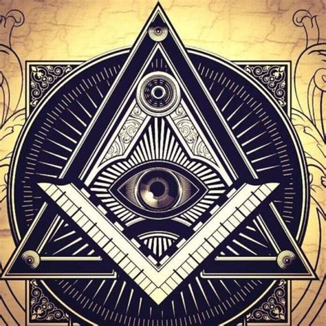 illuminati triangle eye illuminati tattoos tattoofanblog