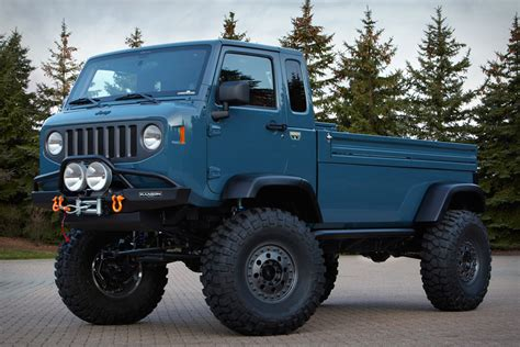 Who Makes Jeeps Jeep Mighty Fc Concept Makes Me Want To Haul Missiles