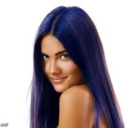 color black hair blue hair color 2015 2016 fashion trends 2016 2017