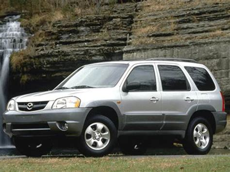 2002 mazda tribute pricing ratings reviews kelley blue book