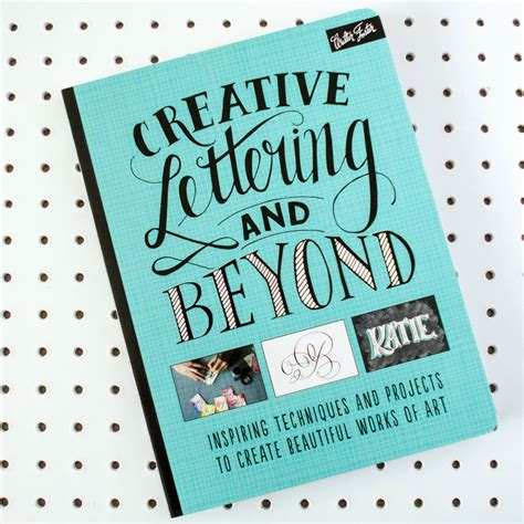 beyond east and west books creative lettering and beyond craft book by berylune