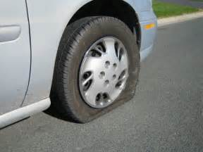 Tire Noise But Not Flat Can A New Process Make Flat Tires A Thing Of The Past