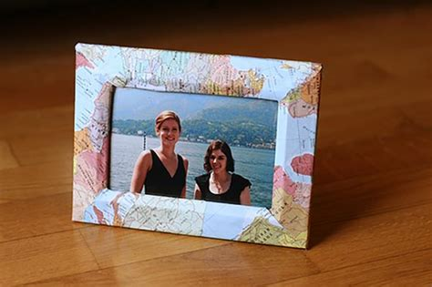 map picture frame 13 creative picture framing ideas to elevate your home decor