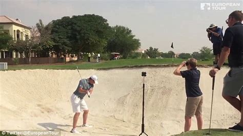 phil kenyon putting mat european tour mannequin challenge might be best yet as