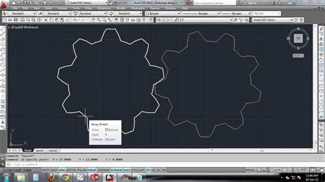 tutorial autocad step by step tutorial animation in 2d autocad grabcad tutorials