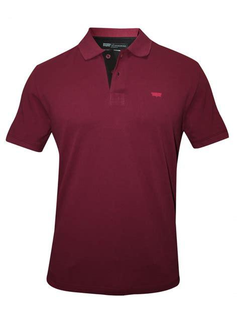 Oliveinch Polo Shirt Maroon M buy t shirts levis maroon polo t shirt 17468