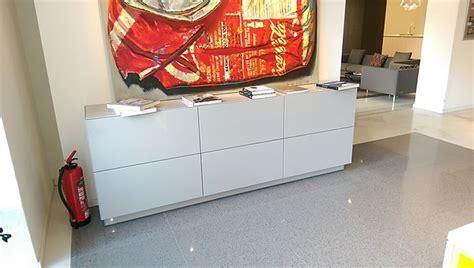 Arbeitsplatten Stein Preise 765 by Warendorf Musterk 252 Che Grifflose K 252 Che Zeitlos Modern Mit