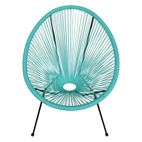 marquee verna acapulco chair bunnings warehouse