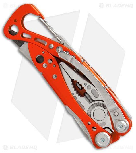 Leatherman Skeletool Rx Orange leatherman skeletool rx multi tool orange 7 in 1 832306