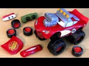 Lightning Car Gear Truck Gear Up N Go Lightning Mcqueen Cars 2
