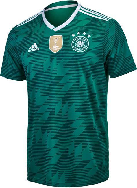 adidas germany away jersey 2018 19