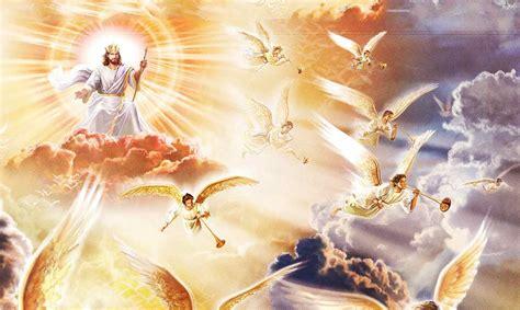 imagenes de jesucristo en el cielo la segunda venida de cristo