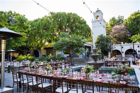 wedding gardens los angeles ca los angeles river center and gardens wedding los angeles