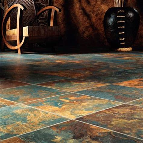 multi colored tile flooring tile stone pinterest
