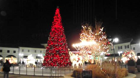 tanger outlets christmas tree 2013 028 youtube