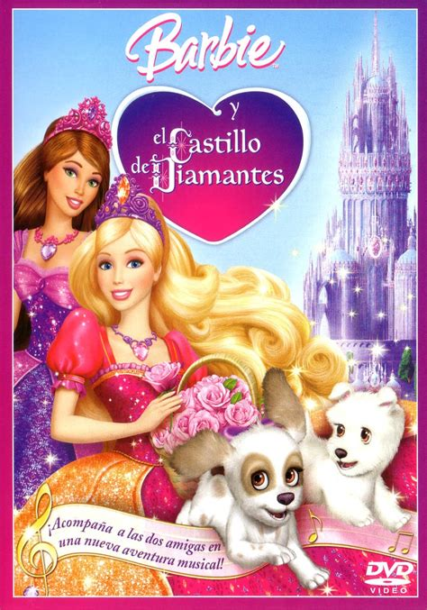 film barbie ita barbie y el castillo de diamantes doblaje wiki fandom