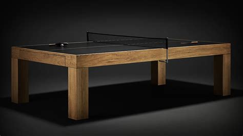 ping pong tables never been so gizmodo australia
