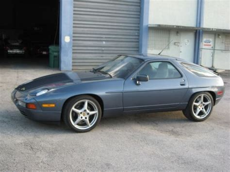buy used 1989 porsche 928 with very true low miles and manual transmission in bradenton florida find used 1989 porsche 928 s4 in miami florida united states