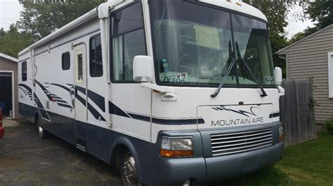 rv window awnings for sale newmar mountain aire rvs for sale in michigan