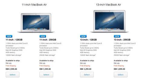 Macbook Air Lama macbook air baru diumumkan dengan masa bertahan bateri lebih lama amanz