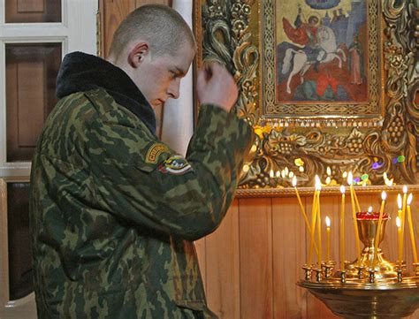 prayer rooms for orthodox officers opened in