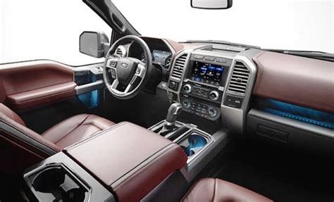 Ford F150 Interior by 2018 Ford F150 Release Date Price Specs 2018 Release