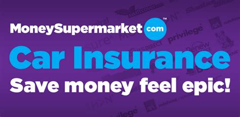Car Insurance Finder by Money Supermarket Car Insurance Finder Android Application