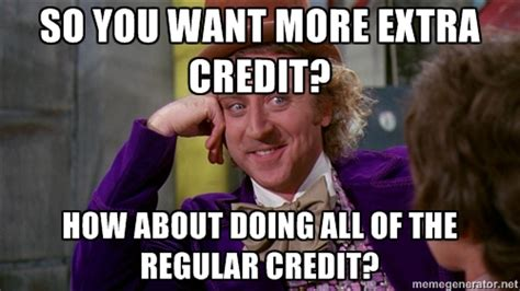 Class Rules Memes - unlimited extra credit lms color this pinterest