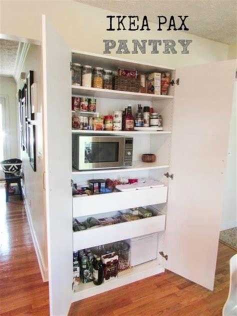 pantry ikea hack kitchen ikea pantry ikea pax wardrobe