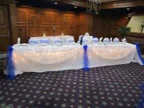 Royal Blue Decorations by Royal Blue Wedding Set The Mood Decor