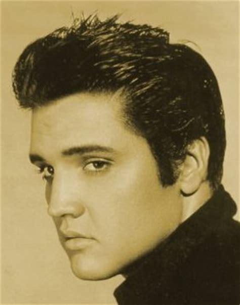 Hochzeitsfrisur Abstehende Ohren by Kultfrisuren Der Elvis Auf Platz 2 Elvis