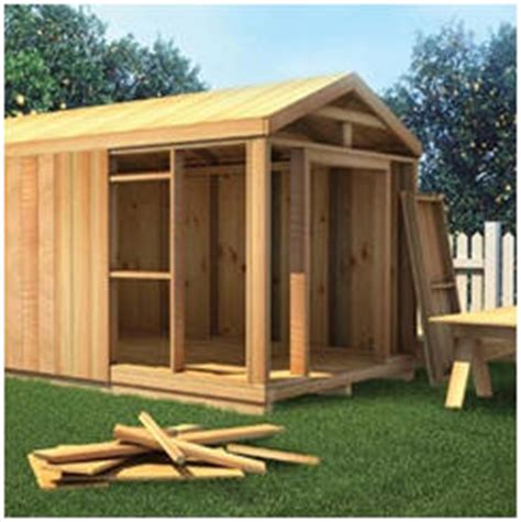 Do It Yourself Sheds by Mccarte Pent Shed Plans And Material Lists For Building
