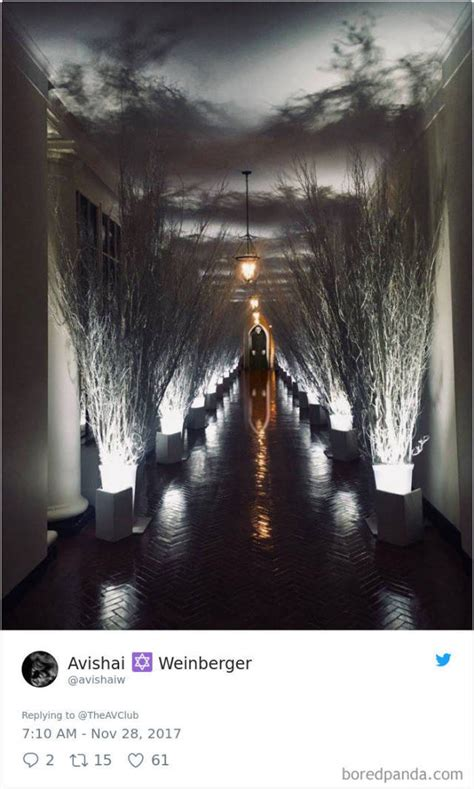 trump white house decoration melania trump s white house christmas decorations have