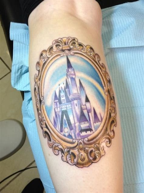 disneyland tattoos 32 cool disney designs images and pictures