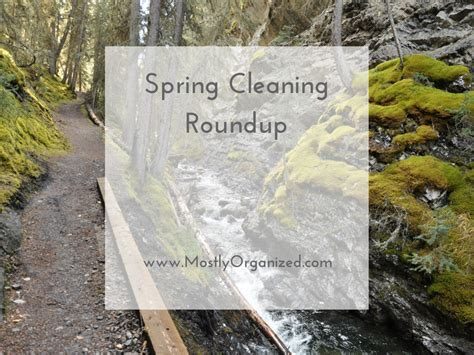 spring cleaning 2017 monthly roundup spring cleaning ideas to get you going
