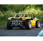 VW Buggy  2008 Dune Conversion Based On A 1970