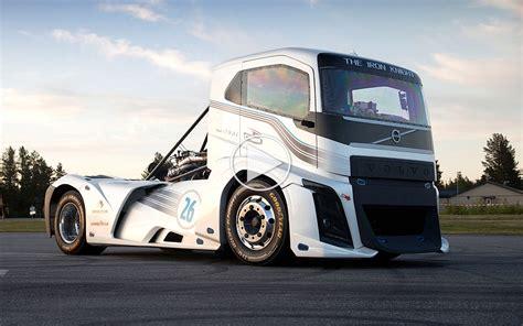 volvo lastebil volvo trucks the iron er verdens hurtigste