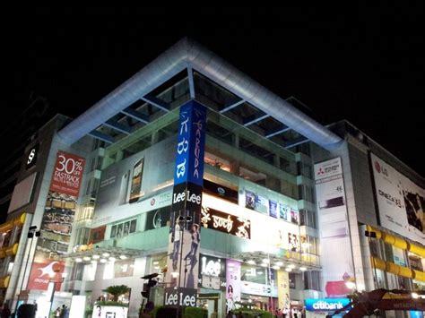 garuda mall magrath road ashok nagar shopping malls in 5 biggest and best shopping malls in bangalore
