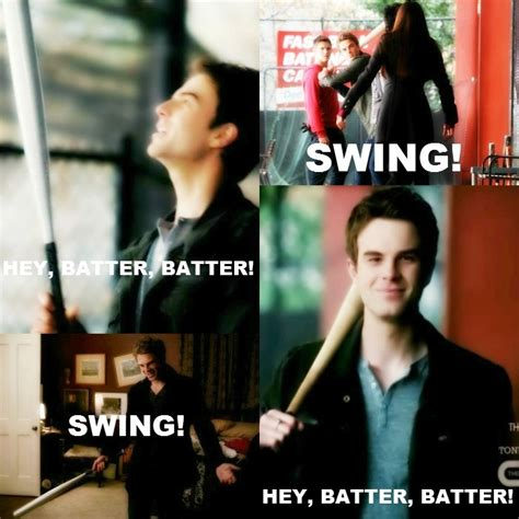 high school musical hey batter batter swing 1000 images about tvd fang boys on pinterest the smile