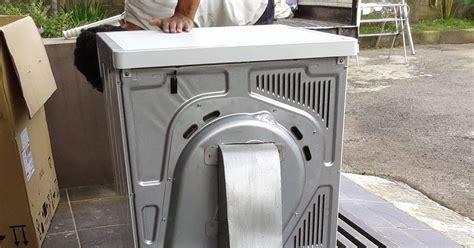 Mesin Pengering Electrolux Edv600 produsen konversi modifikasi pengering laundry bandung