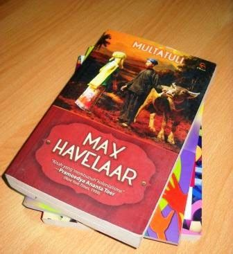 Buku Multatuli best seller books resensi buku max havelaar