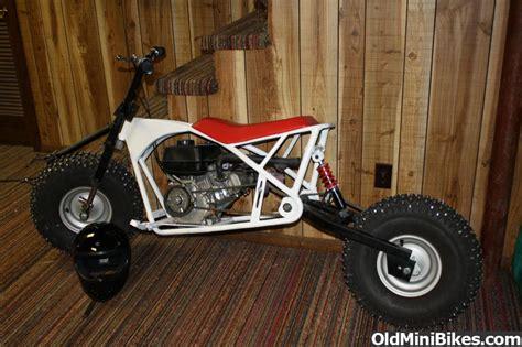 doodlebug mini bike forks anyone rear suspension doodle bug