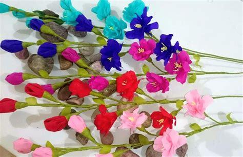 orquidea de papel crepe flores de papel crepe azucenas rosas y orquideas 15